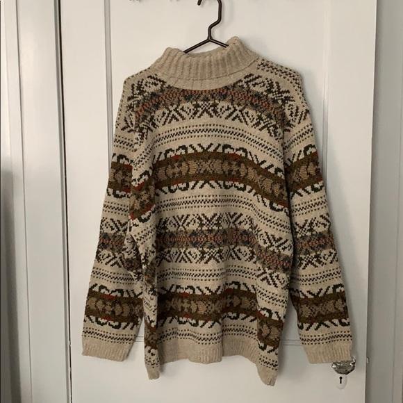 Cozy turtleneck sweater Boutique